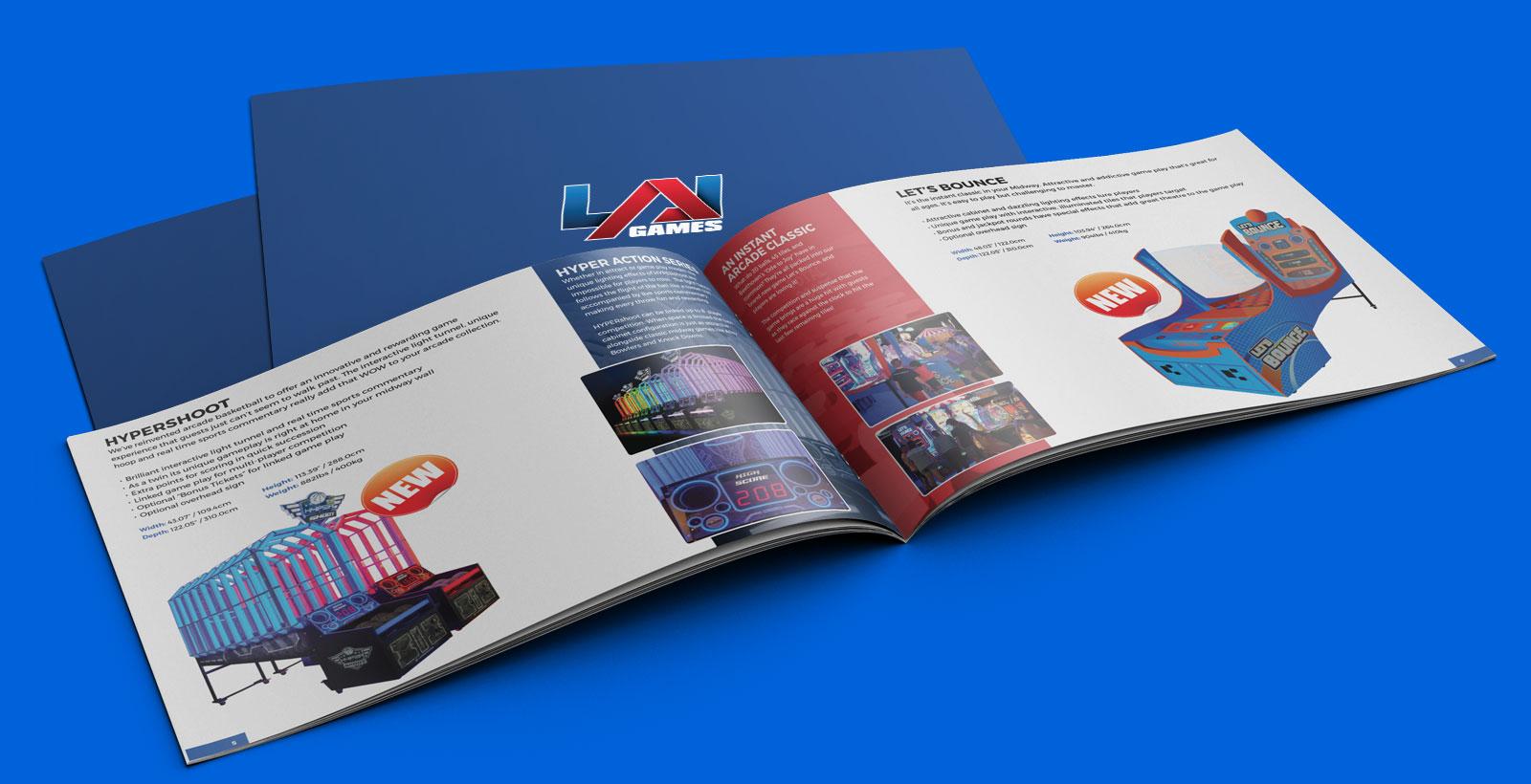 LAI Games Catalog