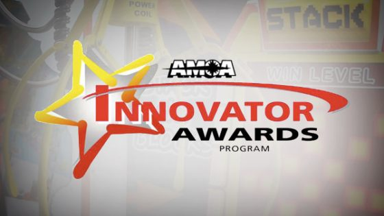 LAI Games' Stack 'N' Grab plush merchandiser has been nominated as a finalist for the 2011 AMOA Innovator Award.