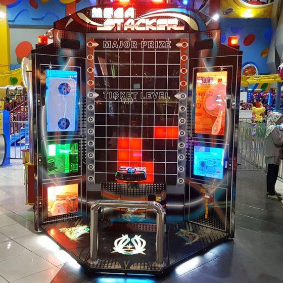 stacker machine locations