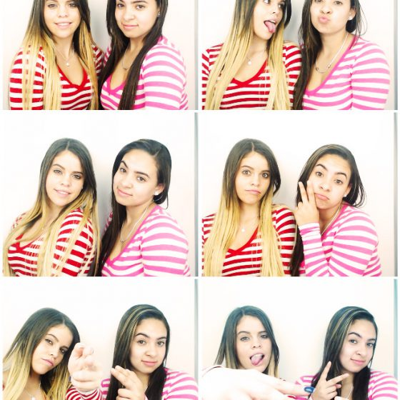 Snapshot 2 Photo Booth Filters and Themes
