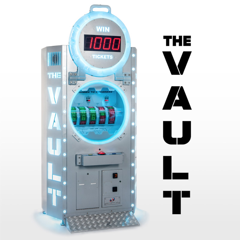 The Vault Redemption Game by LAI Games