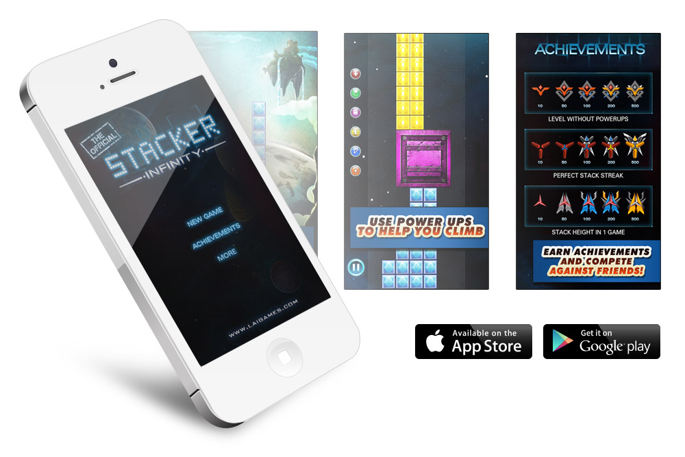LAI Stacker Infinity on the App Store