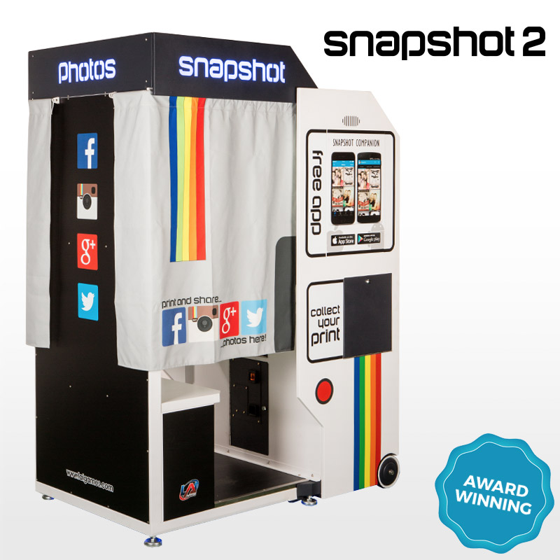 Snapshot 2 Photo Booth by LAI Games