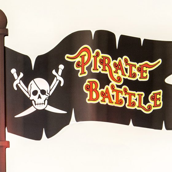 Pirate Battle by LAI Games