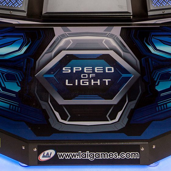 Speed of Light by LAI Games