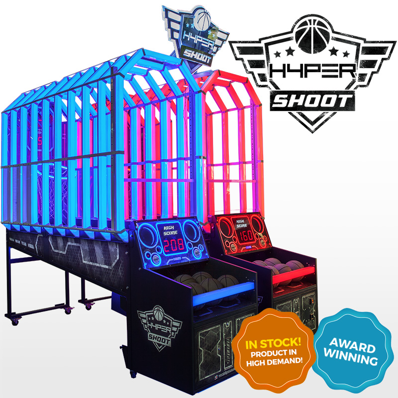 HYPERshoot by LAI Games, in stock now!