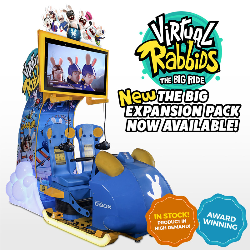 Virtual Rabbids: The Big Expansion Pack Feature