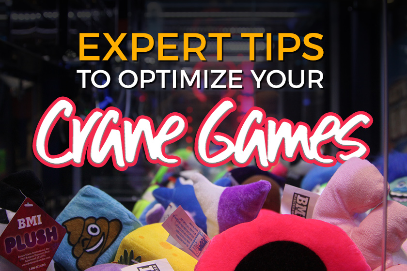 Crane Game Claw Machine Operating Tips
