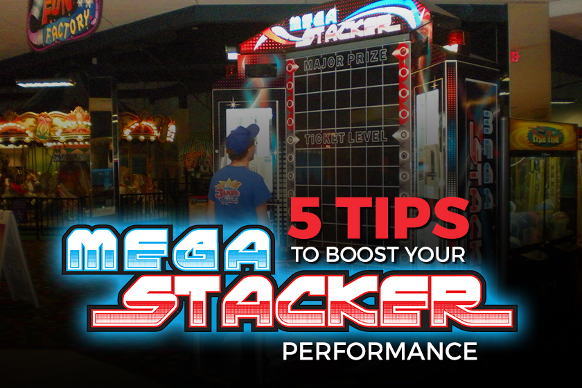 Mega Stacker Game Tips