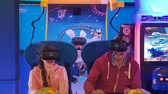 Virtual Rabbids-EAS 2018
