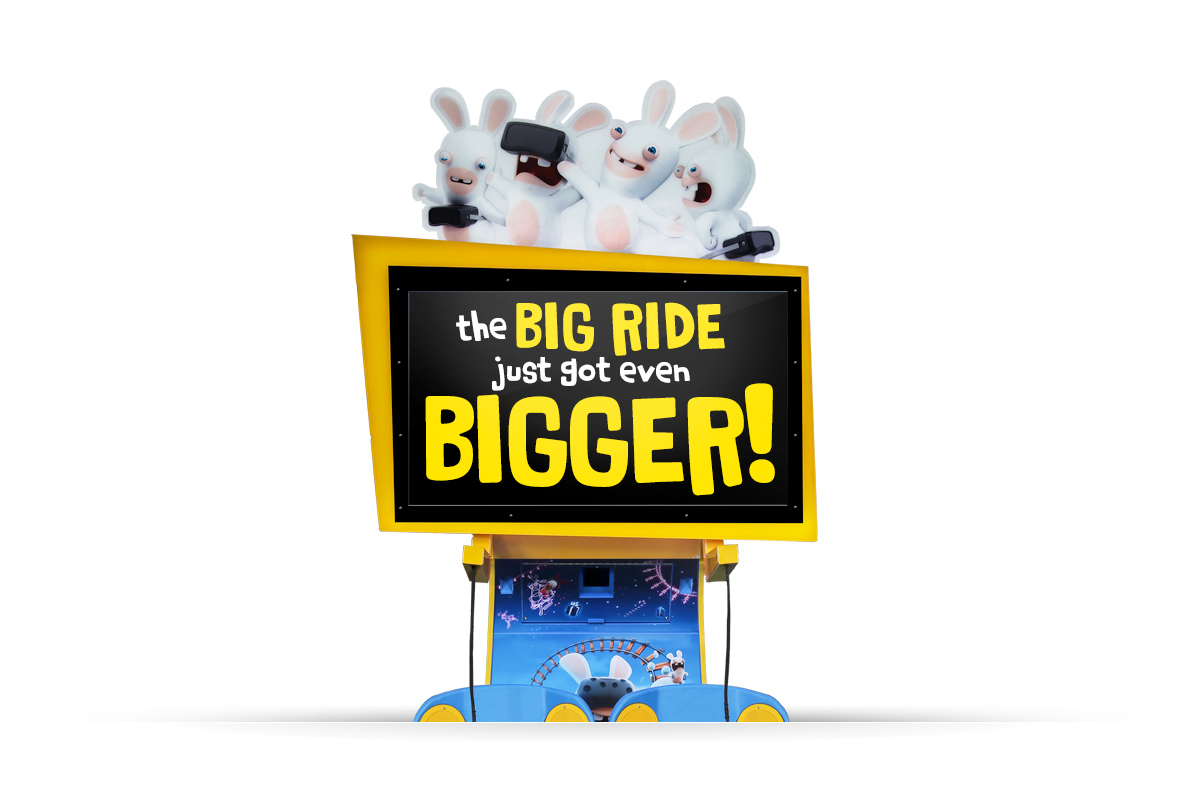 The Big Ride Just got BIGGER...
