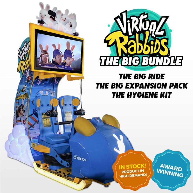 Virtual Rabbids: The Big Bundle