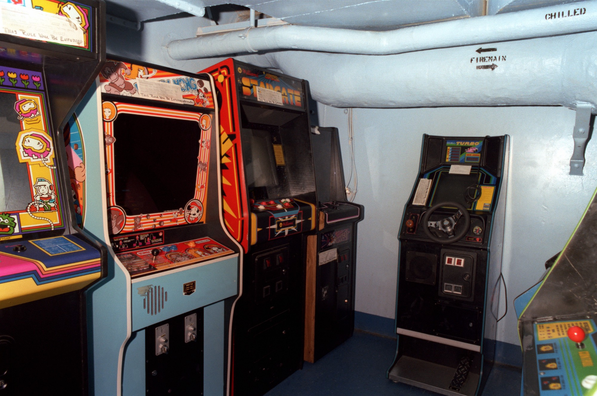 The Changing Landscape of the Modern Arcade