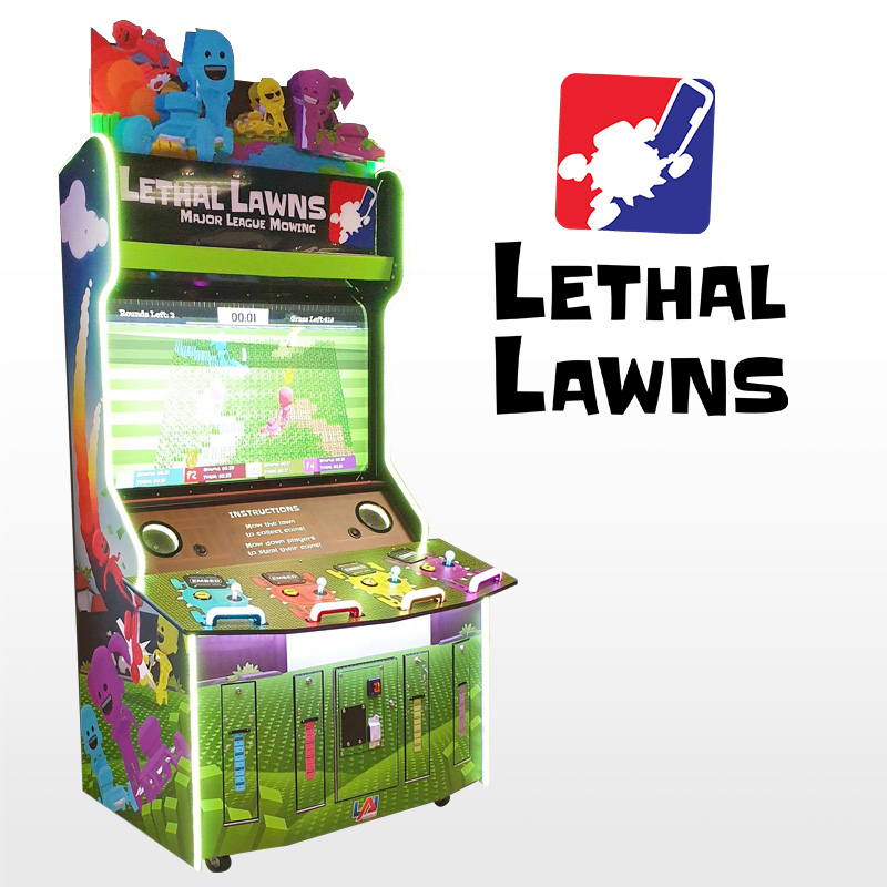 Lethal Lawns - LAI Games