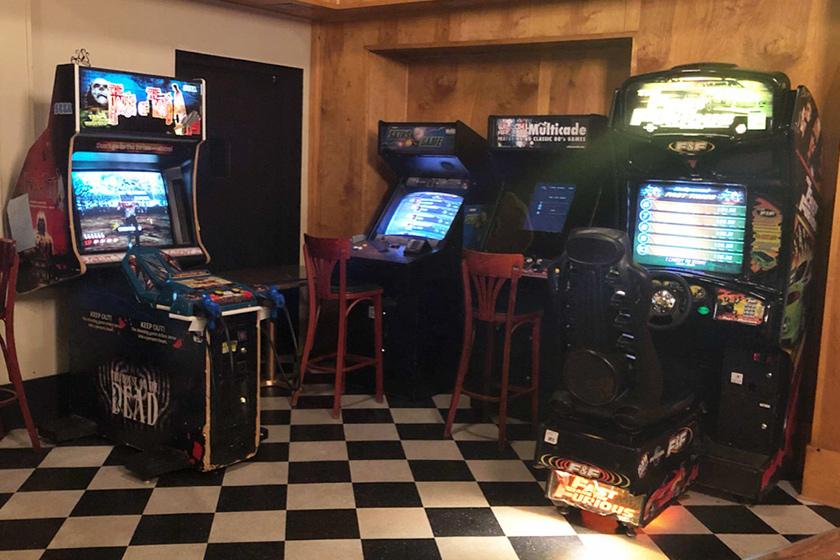 Wilcox Arcade
