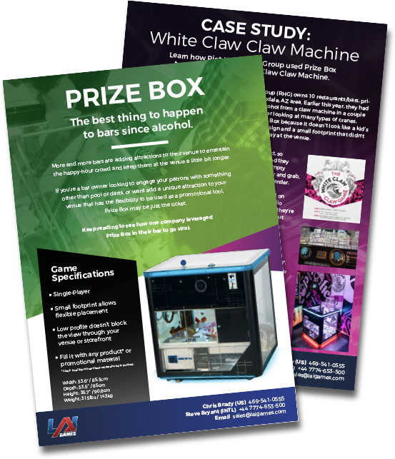 Download the Prize Box Bar Case Study