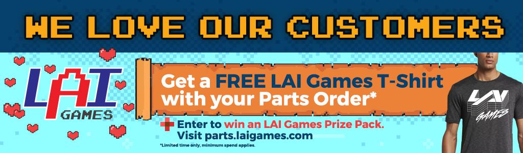 LAI Games Promotion