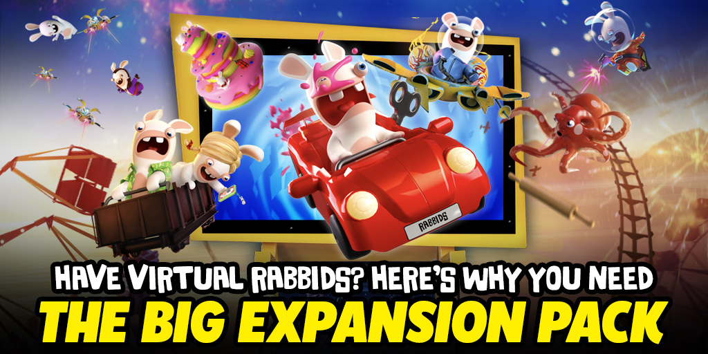 Why You Need The Big Expansion Pack