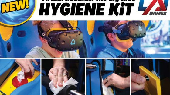Virtual Rabbids Hygiene Kit
