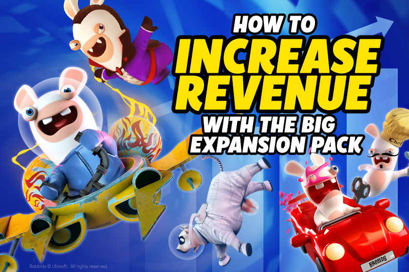 How to Increase Revenue with The Big Expansion Pack