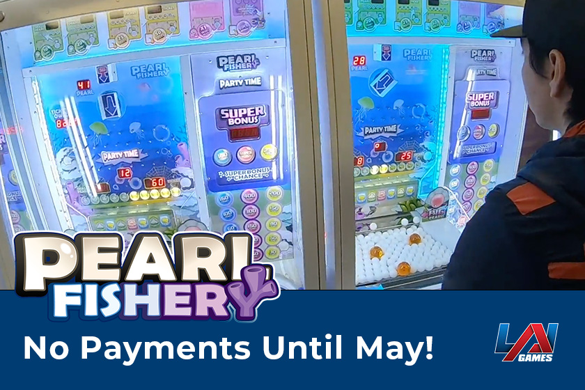 Pearl Fishery No Payments til May